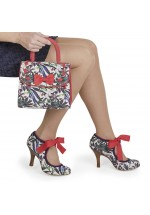 Ruby Shoo Willow (Sage) Shoes and Santiago Bag Set - Bag at Half Price !!!