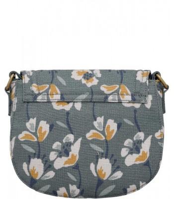 Brakeburn Large Floral Small Saddle Bag