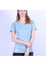 Brakeburn Scattered Bird Tee (blue)