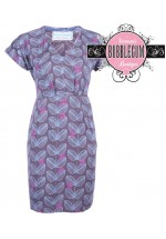 Brakeburn Leaf Tunic Dress