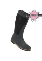 Brakeburn Vintage High Boot Black UK