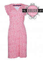 Brakeburn Delicate Daisy Wrap Dress