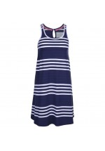 Brakeburn Nautical Stripe Sleeveless Dress