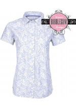 Brakeburn Floral Shirt (White)