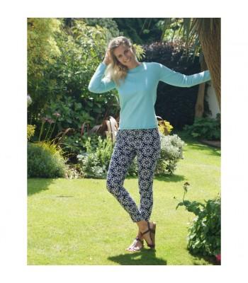 Brakeburn Tile Print Trouser