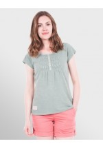 Brakeburn Pleated Tee