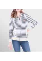 Brakeburn Yarn Dyed Stripe Hoody