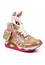 Irregular Choice Candy Damsel (Gold)