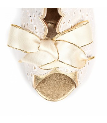 Poetic Licence for Irregular Choice A Secret Flame (White)