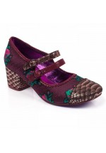 Poetic Licence for Irregular Choice Mini Mod (Purple)