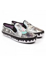 Irregular Choice Misty's Castle (Black)