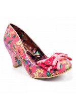 Irregular Choice Ban Joe (Pink Floral)