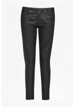 French Connection Skinny Leather Look Jeans