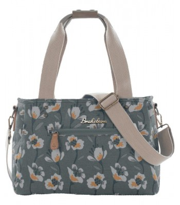 Brakeburn Large Floral Shoulder Bag