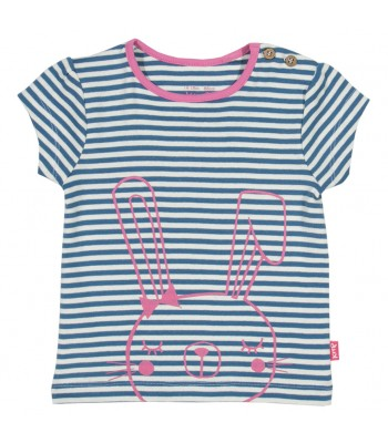 Kite Bunny Stripe T-Shirt