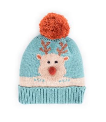 Powder Cosy Rudolph Hat