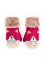 Powder Cosy Kids Cat Mittens