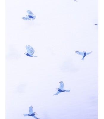 Brakeburn Blue Bird Boyfriend Tee