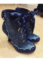 Irregular Choice Glossop (Navy)