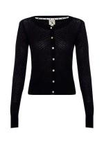 Yumi Classic Cardigan (black)