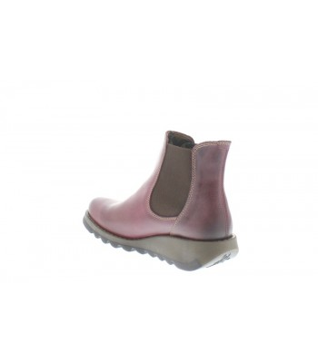 Fly London Salv Chelsea Boot (Purple)