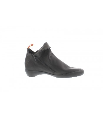 Softinos for Fly London Farah (Black) Ankle Boots