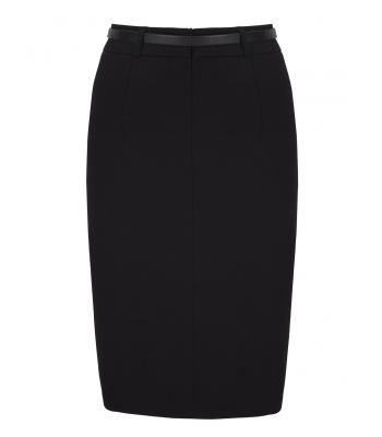 Uttam Boutique Textured Ponte Pencil Skirt