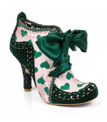 Irregular Choice Abigail's 3rd Party (Green/Pink)