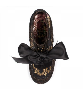 Irregular Choice Abigail's Third Party (Bronze/Gold)