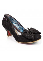 Irregular Choice Always Smile (Black)