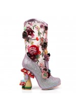 Irregular Choice Angelica Pearson (Pink)