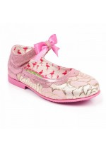 Irregular Choice Kids Angel Wings (Pink)
