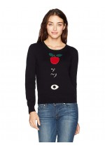 French Connection Women's Apple of My Eye Knit