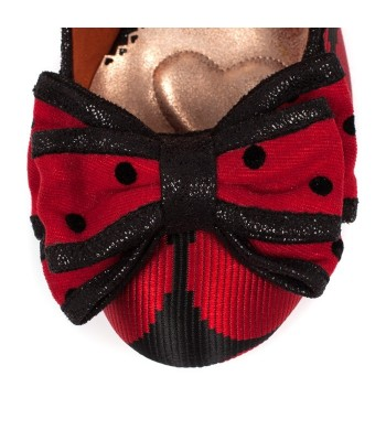 Poetic Licence for Irregular Choice Apple Spice (Red)