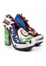 Irregular Choice Disney Toy Story Arch Enemies