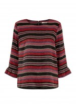 Darling Stripey Dot Ashleigh Top