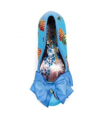 Irregular Choice Ascot (Blue Multi)