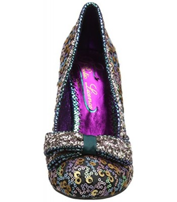 Poetic Licence for Irregular Choice Bassey