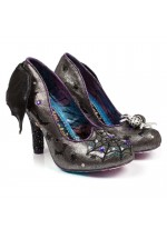 Irregular Choice Batty For You (Black) - Halloween