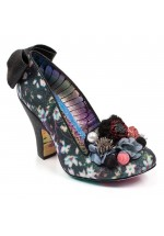 Irregular Choice Be Yourself (Black/ Multi)