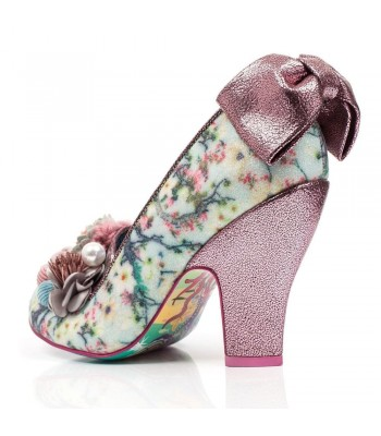 Irregular Choice Be Yourself (Pink Blue Multi)