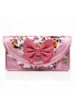 Irregular Choice Meadow Mist Clutch