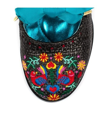 Poetic Licence for Irregular Choice Birdie Bop (Black)