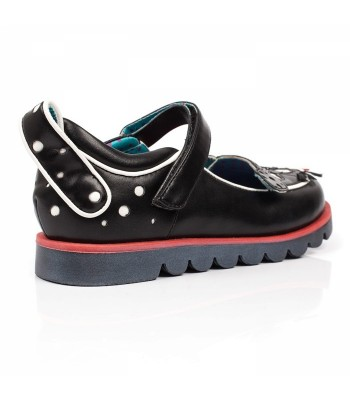 Irregular Choice Kids (Black)  Mini Woofy