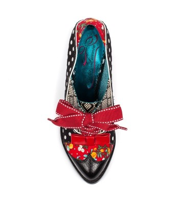 Poetic Licence for Irregular Choice Force of Beauty (Black Multi)