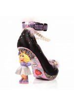 Irregular Choice Disney Muppets All About Moi (Black)
