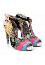 Irregular Choice Disney Muppets Original Diva (Black)