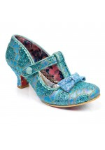 Irregular Choice Lazy River (Blue)