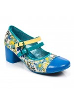Poetic Licence for Irregular Choice Mini Mod (Blue)