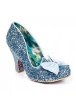 Irregular Choice Nick of Time (Pale Blue)